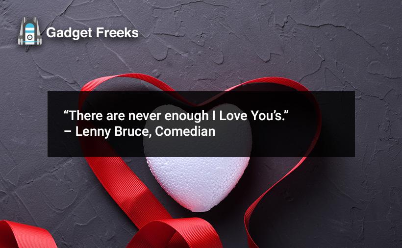 Valentines Day Quotes for Girlfriend & Boyfriend