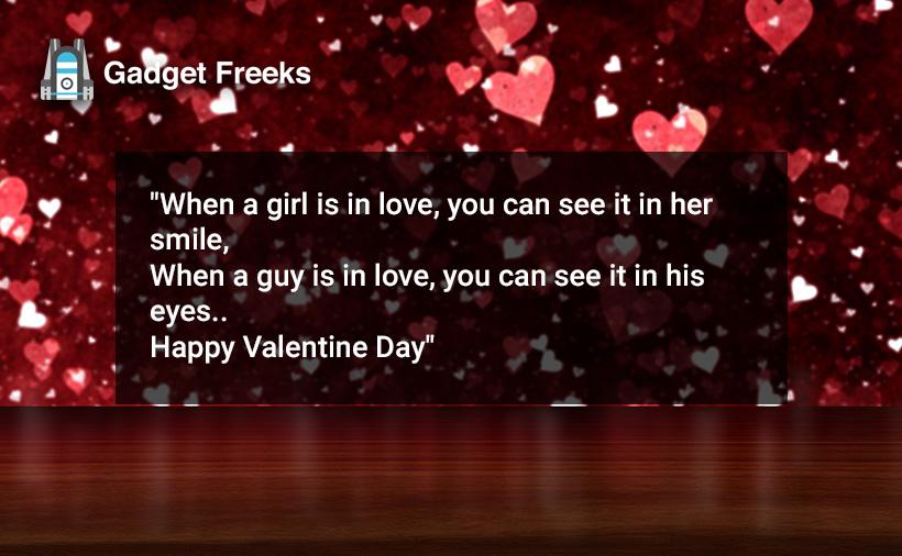 Valentines Day Whatsapp Status