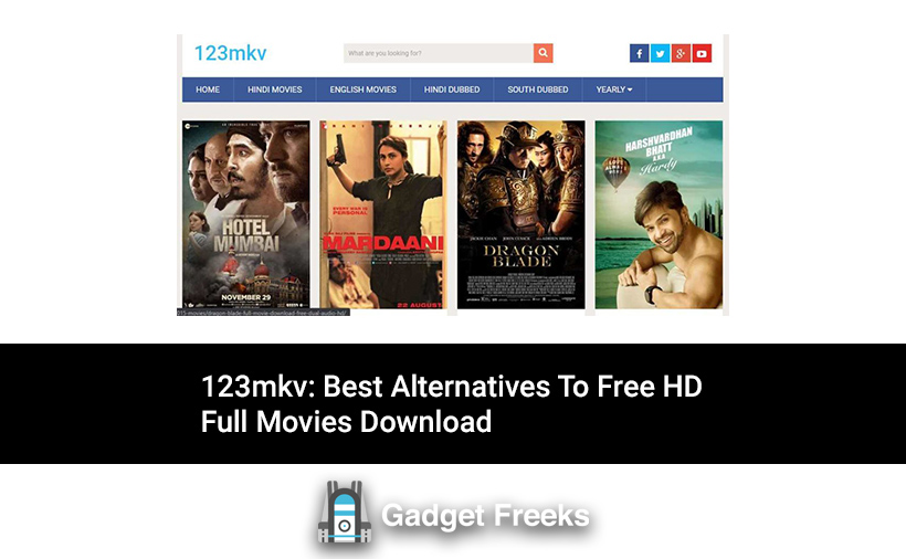 The Best 6 Underground Download Extramovies 480P PNG