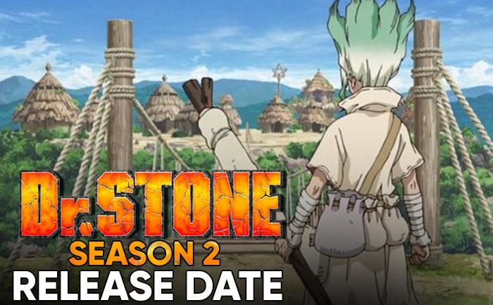 Dr. Stone Season 2