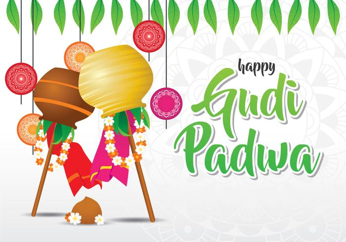 Gudi Padwa Wishes for Friends & Family