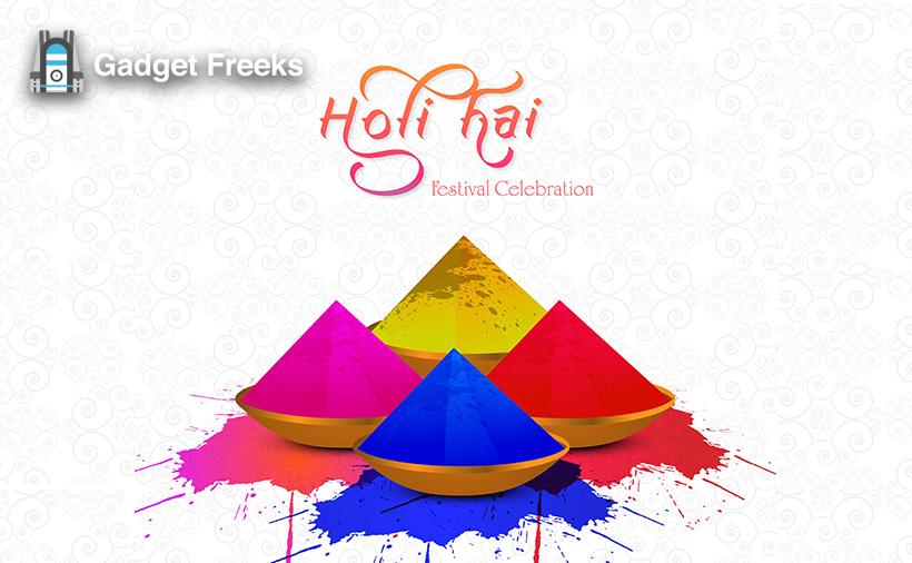 Happy Holi Images free