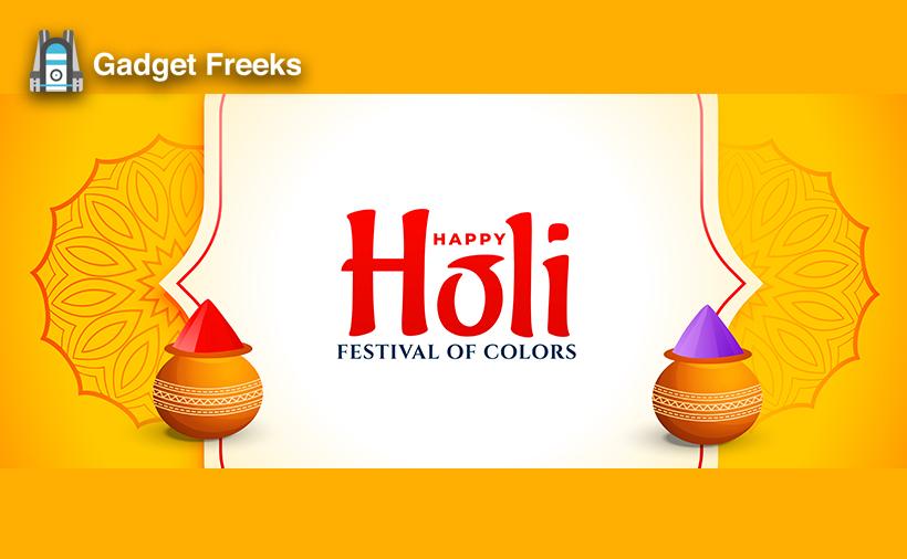 Happy Holi Pictures
