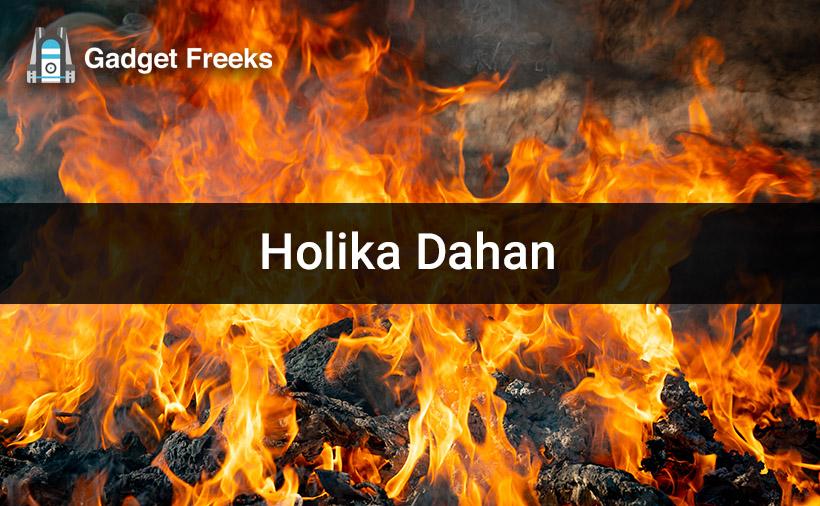 Happy Holika Dahan Shayari