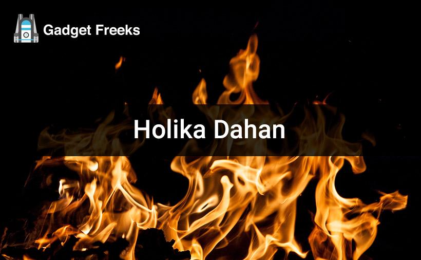 Happy Holika Dahan images
