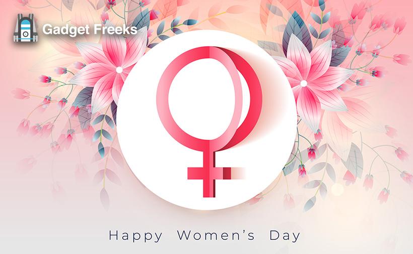 Happy Women's Day 2020