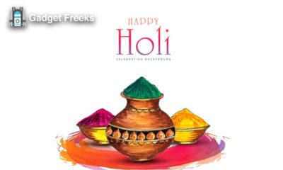 Holi Colourful Images