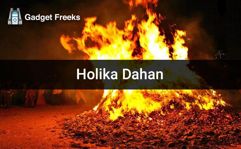 Holika Dahan Shayari