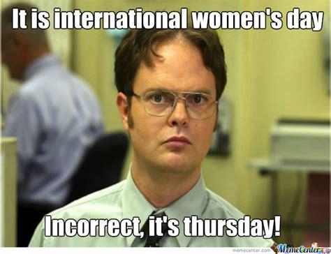 International Women's Day Memes