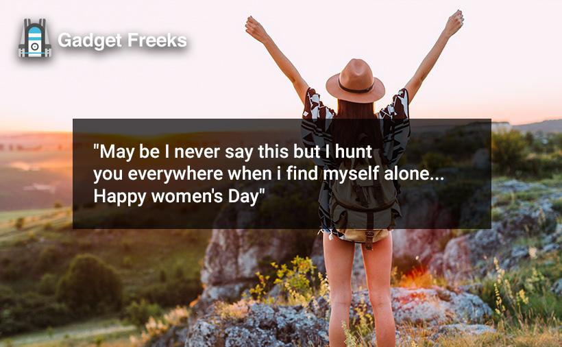 International Women's Day Status