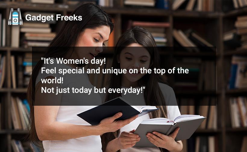 International Women's Day Wishes