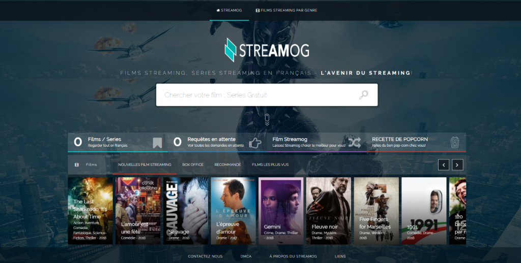 Streamog
