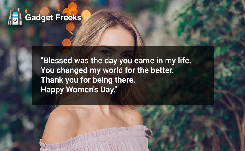 Women's Day Messages