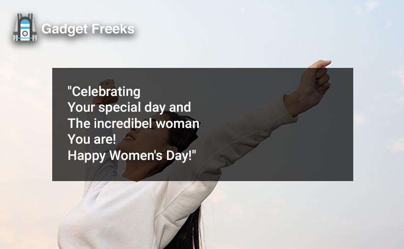 Women's Day Short Status