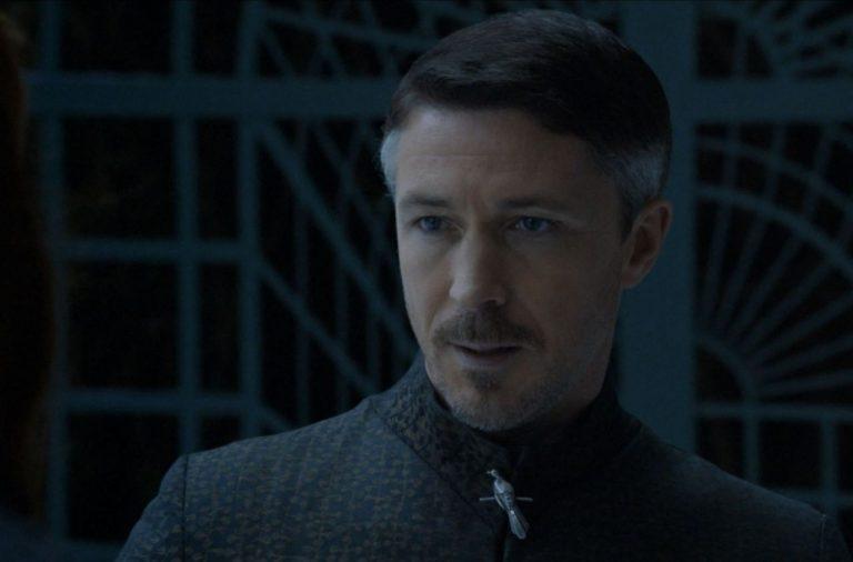 "Aidan Gillen as Petyr ""Littlefinger"" Baelish"