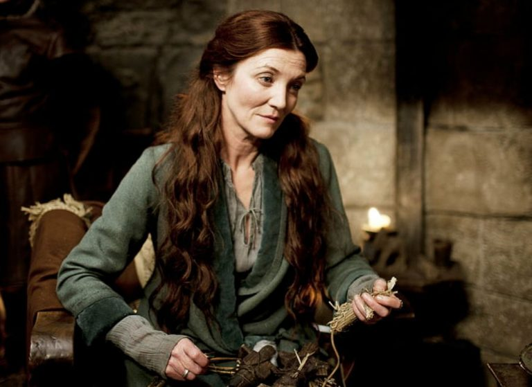 Catelyn Tully played by Michelle Fairley
