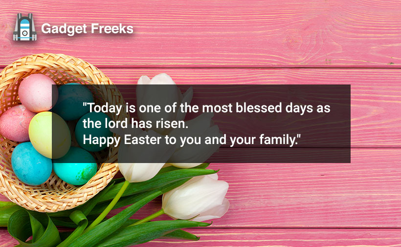 Easter Sunday 2020 Greetings