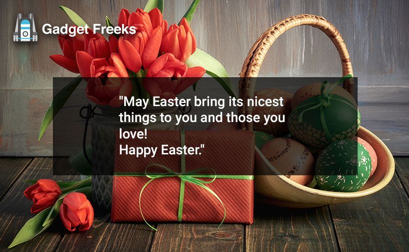 Easter Sunday 2020 Wishes
