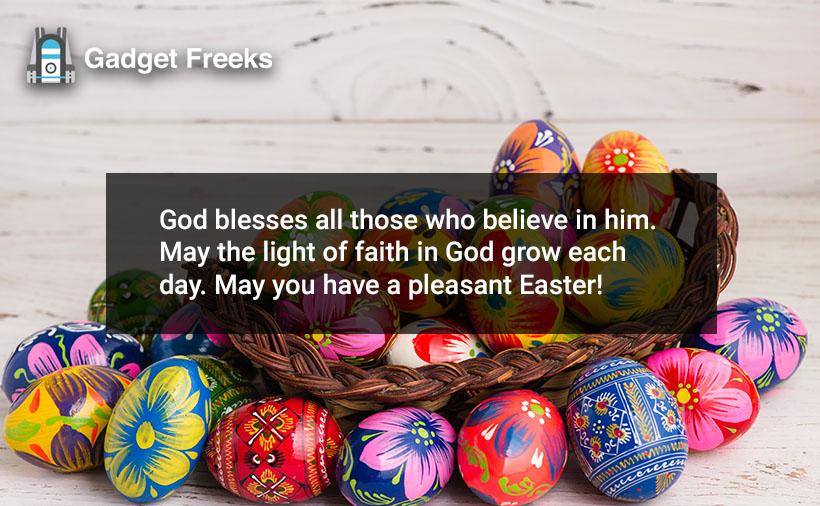 Easter Sunday Blessings