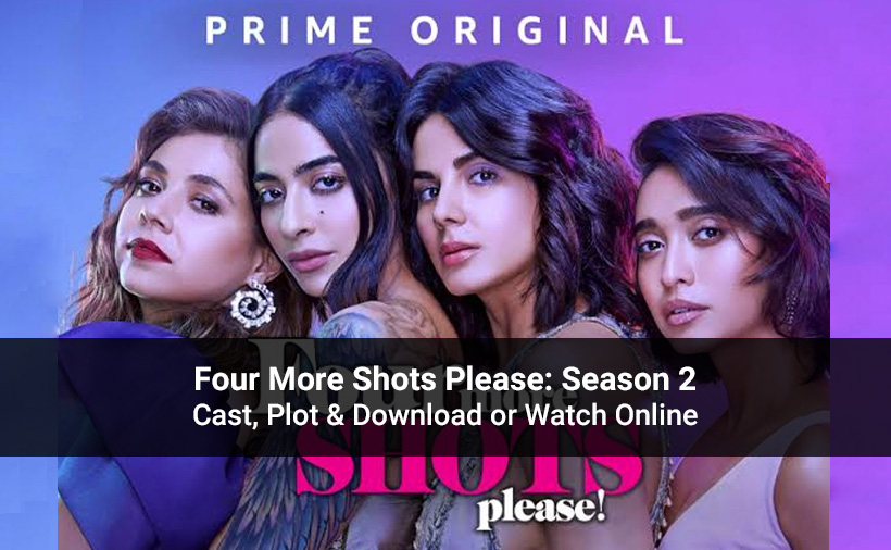 Four More Shots Please! Season 2