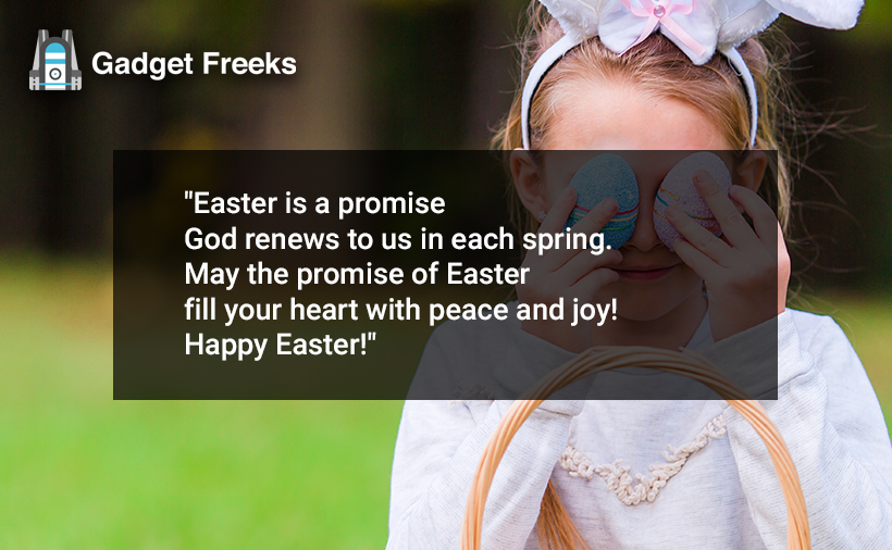 Happy Easter 2020 Messages