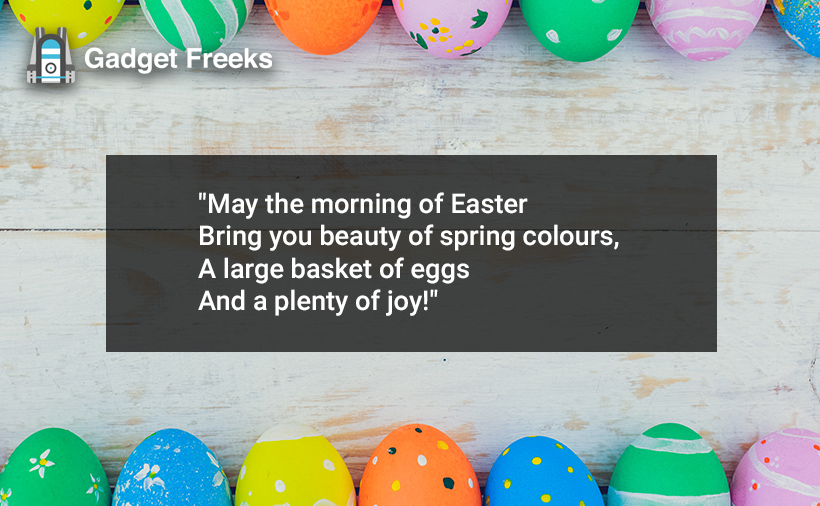 Happy Easter 2020 Wishes