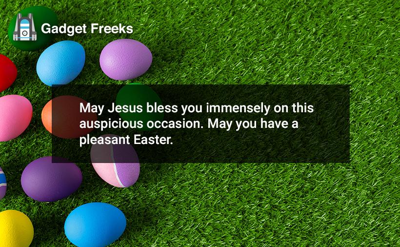 Happy Easter Prayers