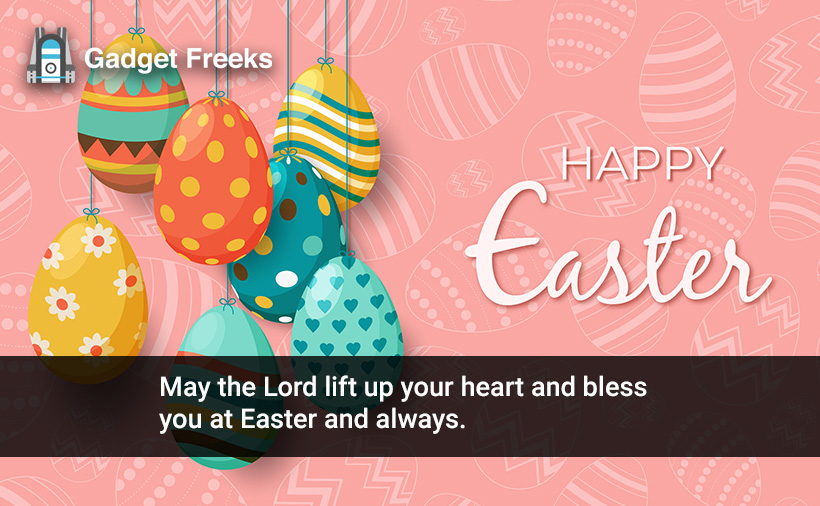 Happy Easter Wishes for Friends & Family