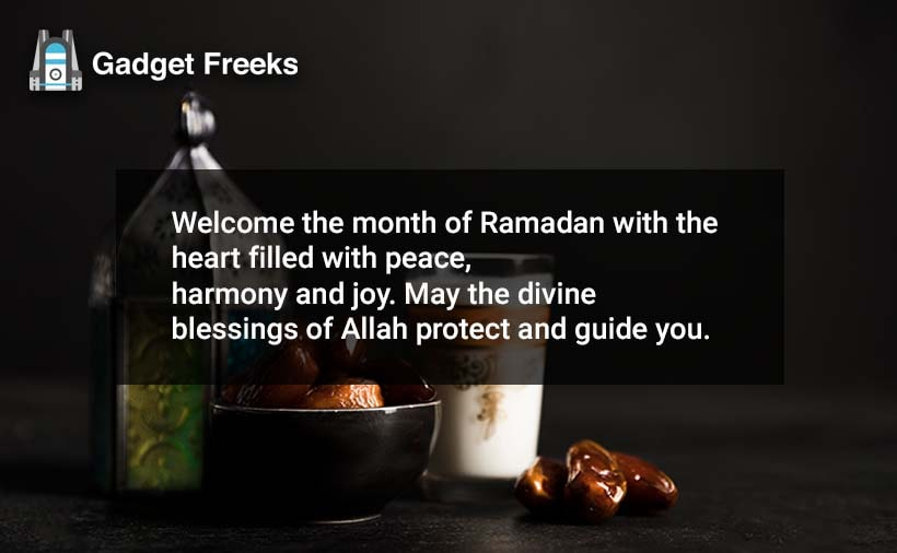 Happy Ramadan 2020 Wishes