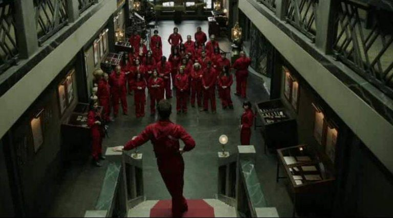 Money Heist Season 1 Episode 6