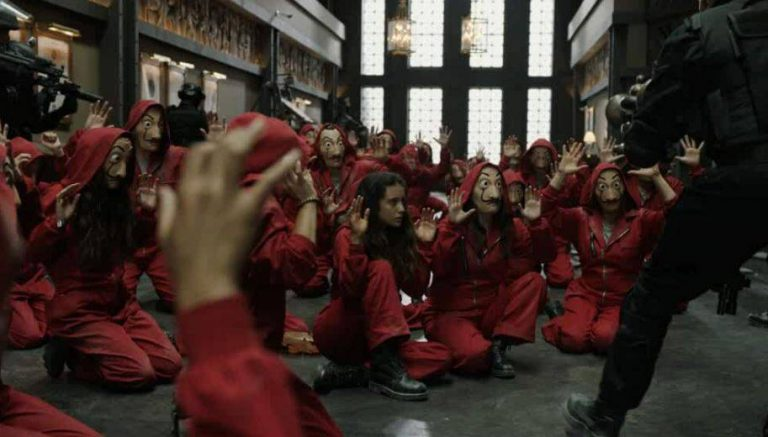 Money Heist Season 1 (Part 2) Episode 6