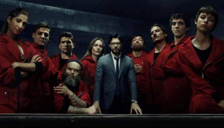 Money Heist Season 2 (Part 2) Episode 8