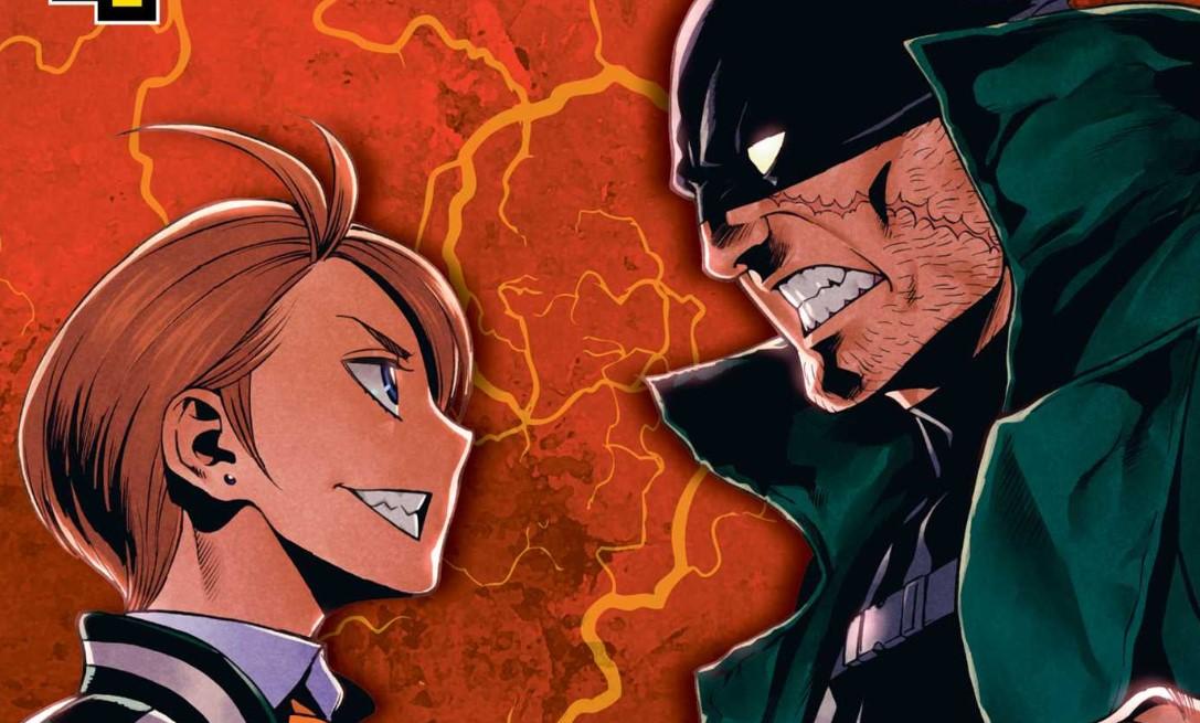 My Hero Academia Vigilantes Chapter 77