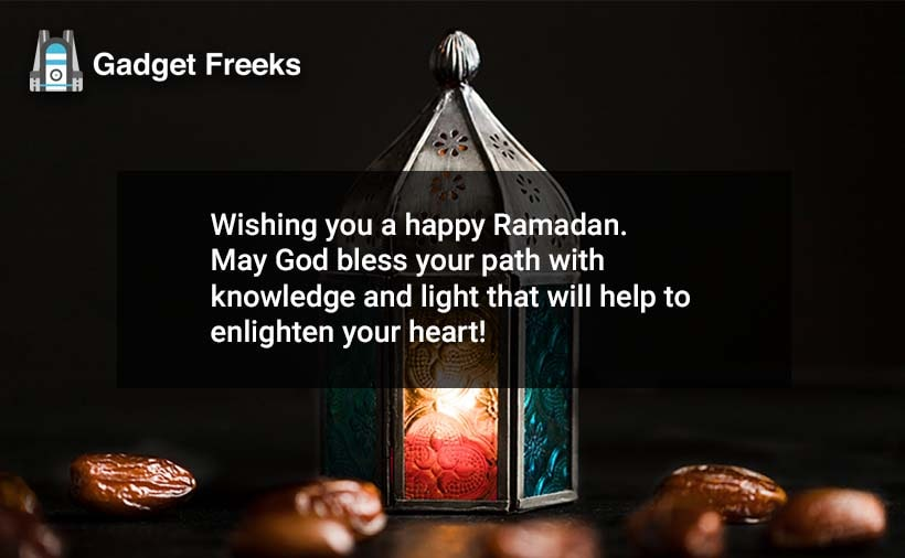 Ramadan Mubarak 2020 Messages