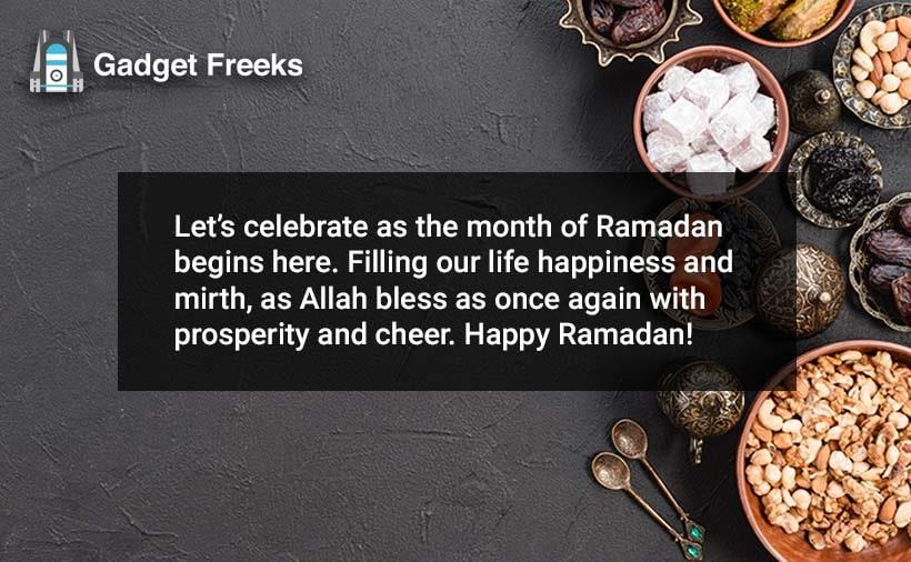 Ramadan Mubarak 2020 Wishes