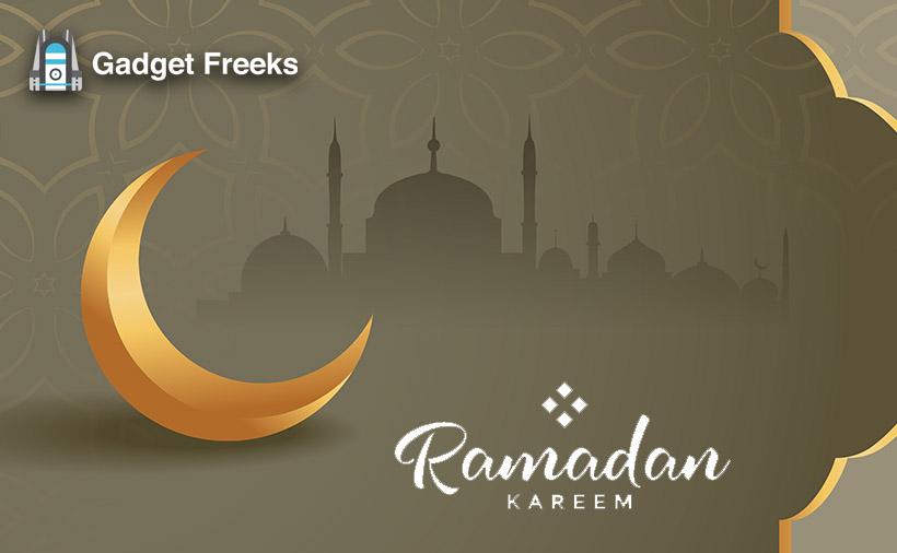 Ramadan Mubarak Images HD
