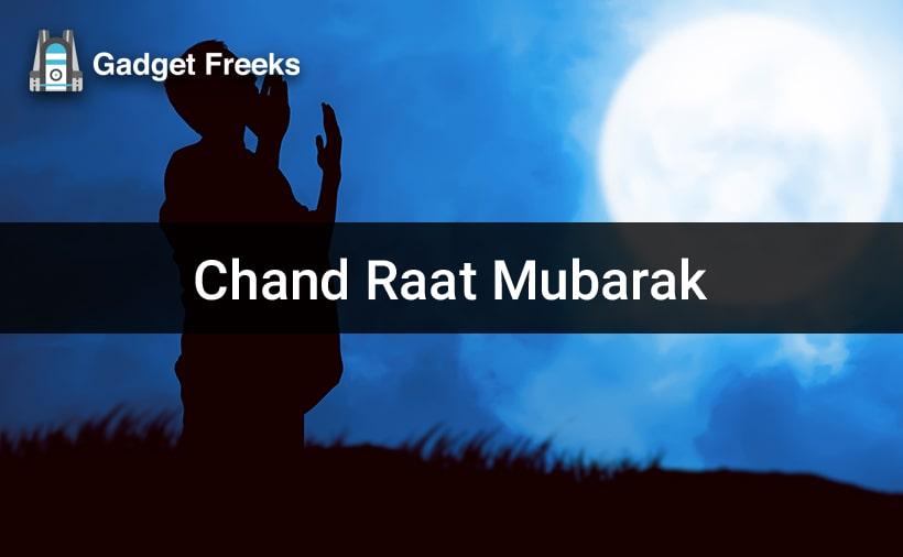 Ramzan Chand Raat Status