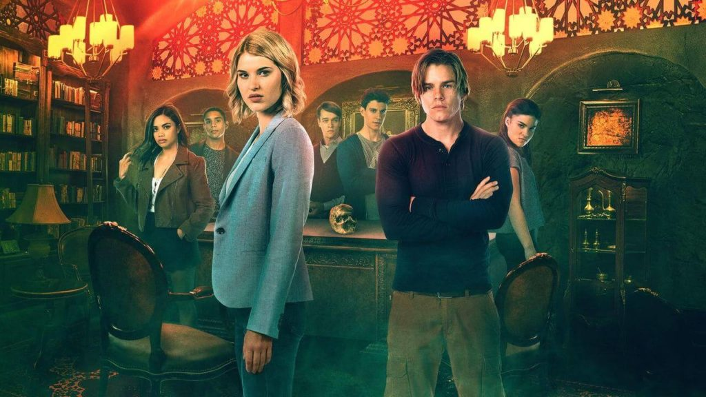 The Order Season 2 Netflix