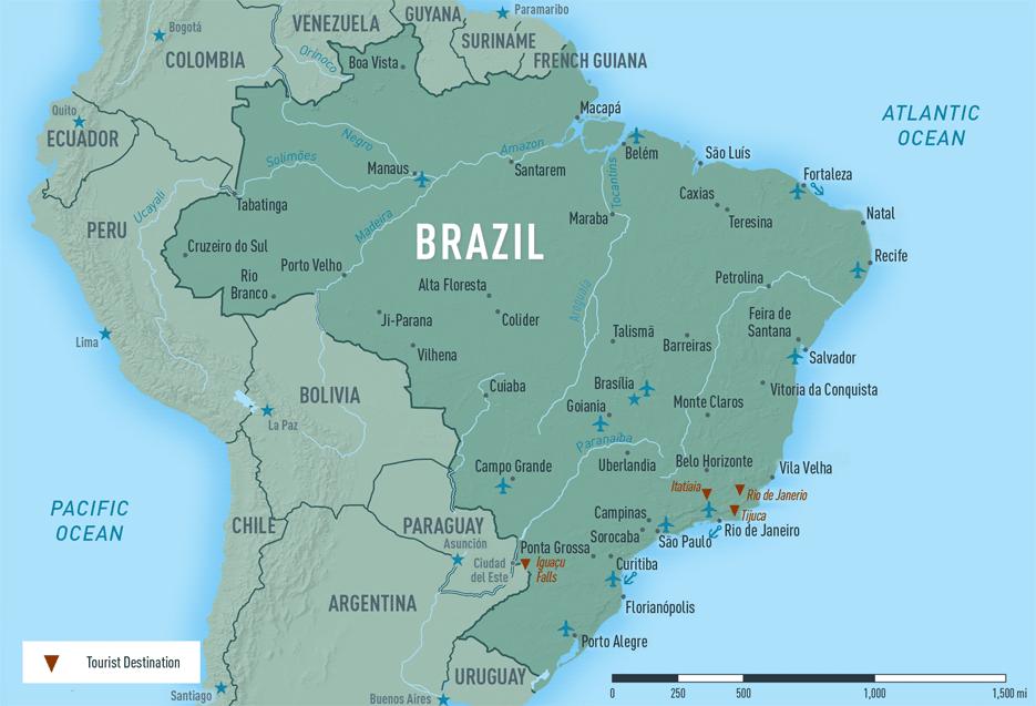 Brazil COVID-19 Corona Tracker
