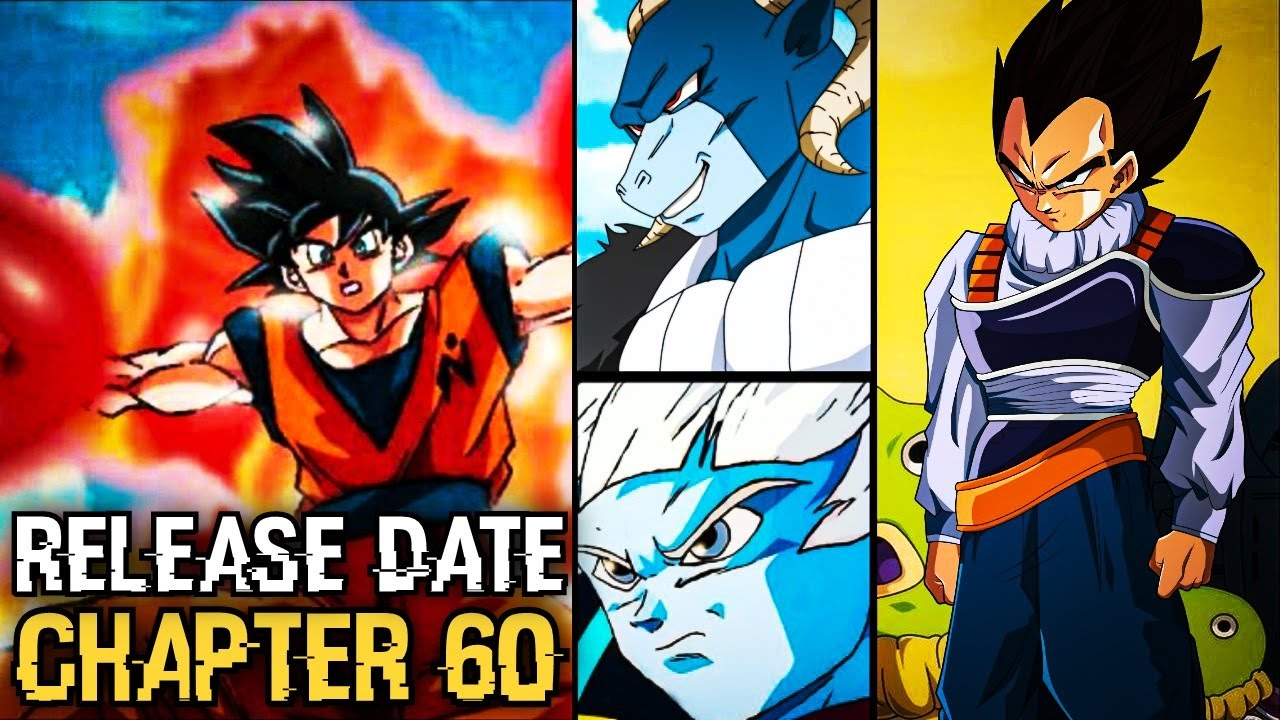 Dragon Ball Super Manga Chapter 60