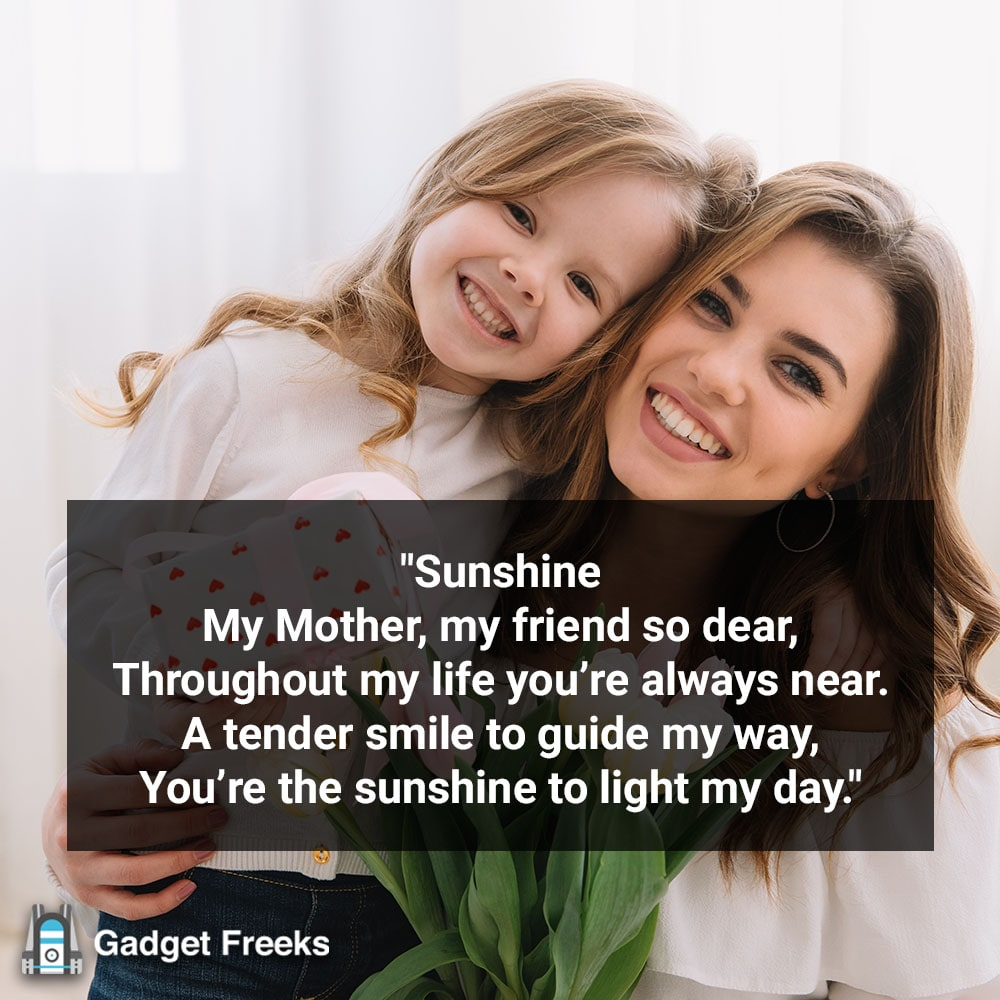 Short Mothers Day 2020 Poems About Mothers To Share With Your Mom
