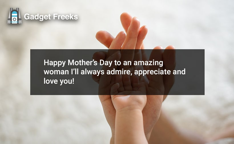 Mother's Day 2020 Wishes from Husband