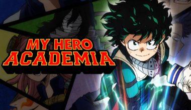 My Hero Academia Chapter 273