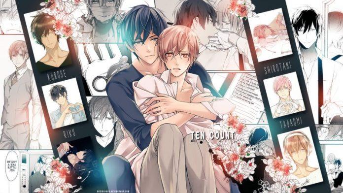 Ten Count Anime Series