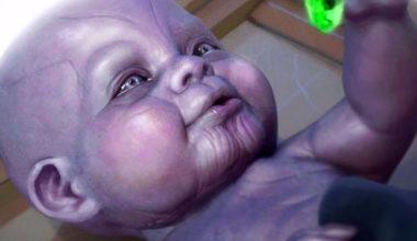 Thanos Baby Avengers Endgame