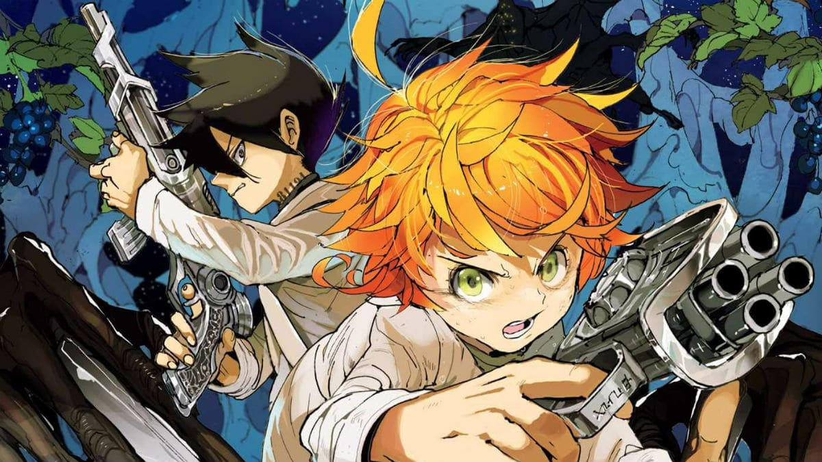 The Promised Neverland 2