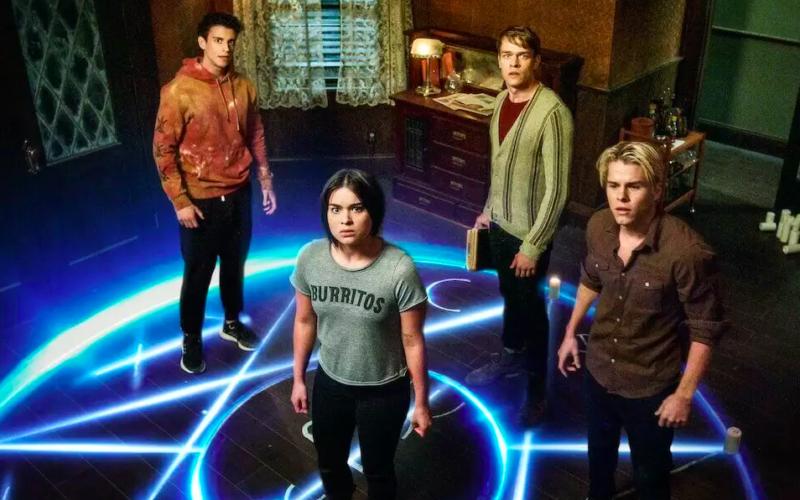 'The Order' Season 3