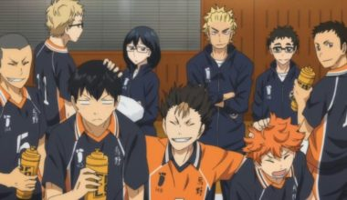 Haikyuu Chapter 399