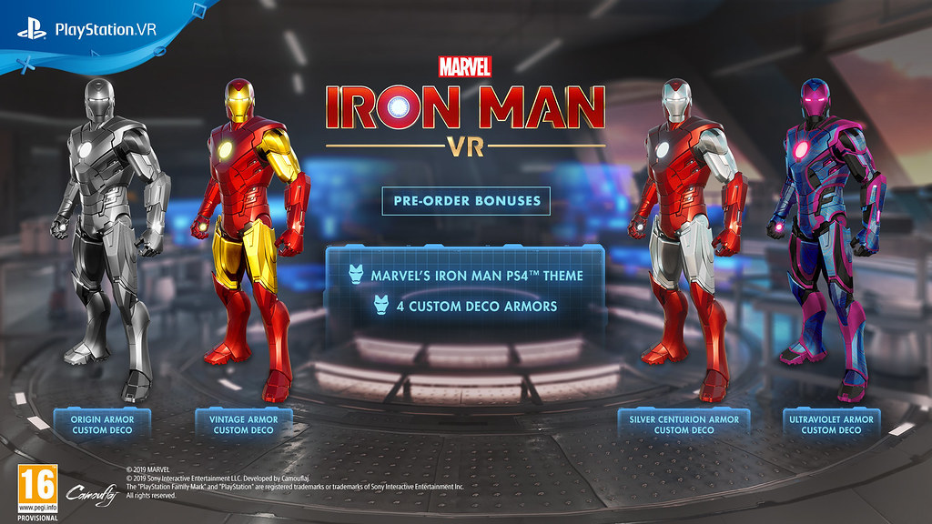 Marvel's Iron Man Game Play
