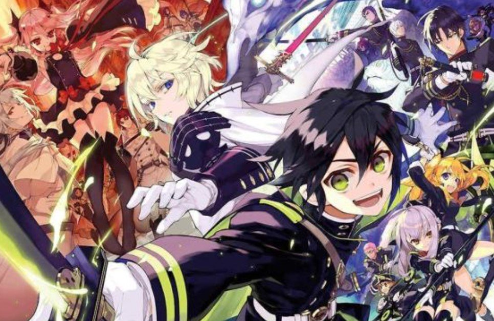 Seraph of the End Chapter 92
